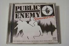 PUBLIC ENEMY - REVOLVERLUTION CD 2002 (Flavor Flav Big Daddy Kane Chuck D)