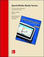 Looseleaf for Psychology: The Science of Mind and Behavior, Smith, Ronald, Passe
