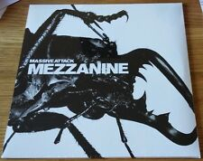 Massive Attack - Mezzanine - Brand New Double Vinyl LP
