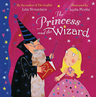 NEW  the PRINCESS AND THE WIZARD paperback book by Julia Donaldson