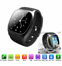 USA Smart Wrist Watch Phone Mate For IOS Android Cell phone Bluetooth M26