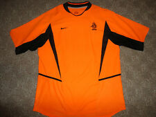 Authentic Nike Holland Netherlands World Cup Soccer Shirt Football Jersey Game X