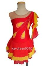 New Exclusive Figure Skating Dress Z 074
