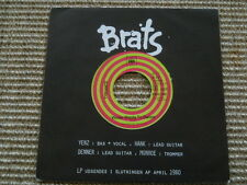 Brats B Brains & Tyrantz Vivian wants to dance - '7' - washed /gewaschen (Ex)