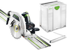 Festool HK 85 EB-Plus-fs GB 240V scie circulaire + guide 1400mm rail - 574664