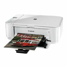 White CANON Pixma MG3150 All in One WIRELESS PRINTER SCANNER COPIER nb
