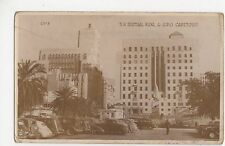 South Africa, Capetown, SA Mutual Building & GPO RP Postcard, A741