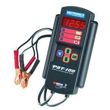 Midtronics Digital Battery/Charge Tester 8-17V 200-850 CCA Model PBT100 -