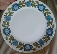"J& G Meakin TOPIC 10"" Dinner plate Very Good COND"