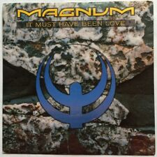 "Magnum - It Must Have Been Love - Polydor Records Picture Sleeve 7"" Single EX"