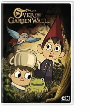 OVER THE GARDEN WALL (Cartoon Network Animation)  -  DVD - REGION 1 - Sealed