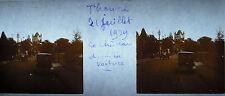 Photographie Château de Thoune 21 juillet 1929 Suisse Schweiz Schloss Thun
