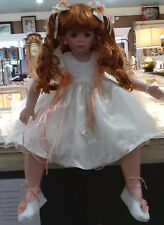 "Rustie and Rubert ""Erica"" 2001 #121/1000 hand numbered porcelain doll"