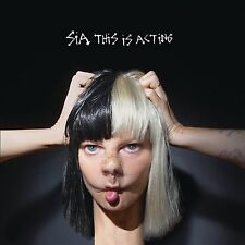 SIA : THIS IS ACTING   (LP Vinyl) sealed (15/04/16)