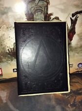 Assassins Creed Brotherhood Codex Edition Leather Hardcover ArtBook