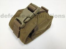 NEW Eagle Industries MOLLE II Coyote Grenade Pouch MC-FGC-1-MS-COY USMC