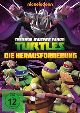 DVD *  TEENAGE MUTANT NINJA TURTLES - Die Herausforderung  # NEU OVP +