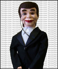 Charlie McCarthy Super Deluxe Upgrade Dummy Moving Eyes & Eyebrows! QUALITY!