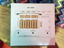 Electro Harmonix HOLIEST GRAIL Programmable Stereo REVERB Guitar Pedal
