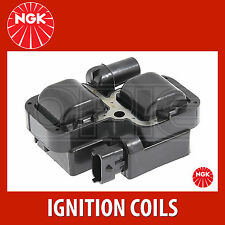 NGK Ignition Coil - U3004 (NGK48024) Block Ignition Coil (Paired) - Single