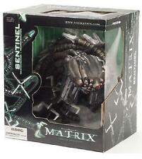 McFarlane Matrix SENTINEL Deluxe Box Big Alien Kill Mifune Last Stand Machine