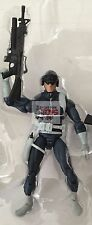 "SHIELD AGENT Soldiers & Henchmen MARVEL UNIVERSE 2009 3.75"" INCH Loose FIGURE"
