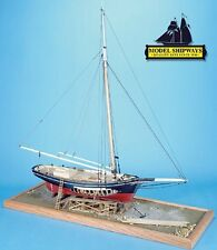 Model Shipways Emma C. Berry, langosta eso huele 1:32 (MS2150)