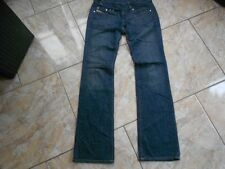 H1679 Diesel CHERONE Jeans W27 Dunkelblau ohne Muster