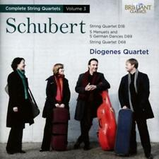 Diogenes Quartet - Complete String Quartets Vol.3 - CD