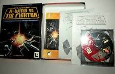 STAR WARS X-WING VS. TIE FIGHTER USATO PC CDROM VERSIONE ITALIANA FR1 45046