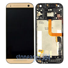 Full Touch Digitizer&LCD Screen Display + Frame For HTC One Mini 2 M8 Mini Tools