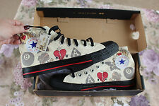 Converse Chuck Taylor Sailor Jerry Tattoo  Ace Sneakers New 9 Men 11 W