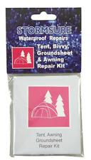 Tent, Awning, Bivvy and Groundsheet Repair Kit