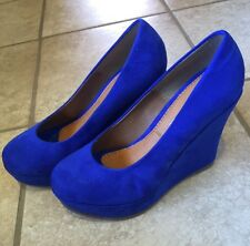 Gabriella Rocha Blue Shoes