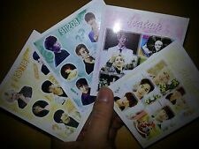 SHINEE stickers #2, Total 44 Sheet - SM TOWN juliet KPOP TAEMIN *