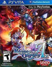 Ragnarok Odyssey ACE (Sony PlayStation Vita, 2014)