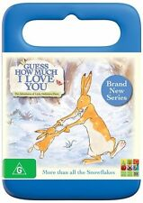 Guess How Much I Love You - More Than All The Snowflakes [ DVD ] Region 4...6796