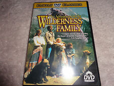The Adventures of the Wilderness Family DVD Robert F. Logan