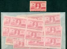 100 FIREMEN STAMPS issued over 65 years ago