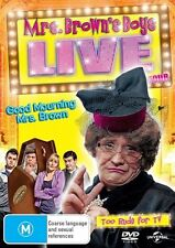 Mrs Brown's Boys Live, Good Mourning Mrs Brown (DVD, 2016) Brand New and Sealed
