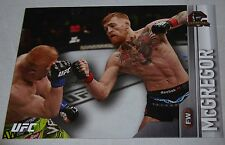 Conor McGregor UFC 2015 Topps Champions Card #147 194 189 178 Fight Night 59 46