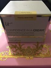IT COSMETICS ⚜️Confidence in a Cream⚜️Full Size 2 Oz BNIB ✅Authentic ✅Free Ship!