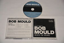 BOB MOULD - BODY OF SONG - MUSIC CD RELEASE YEAR 2005