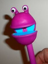 Magenta Pink Frog Puppet on a Pen ~ Learning Resources NEW 4 & up, Boys & Girls