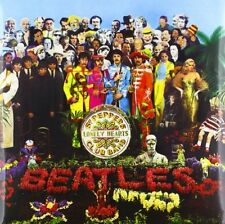 Sgt Pepper's Lonely Hearts Club Band VINYL LP Record by The Beatles Brand New