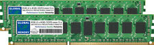 8GB (2x4GB) DDR3 800/1066/1333MHz 240-PIN ECC REGISTERED RDIMM SERVER RAM 4R NC