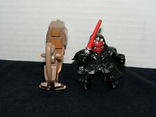 Star Wars Galactic Heroes Darth Maul with Sith Speeder
