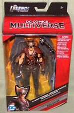 "HAWKMAN Legends of Tomorrow DC Multiverse 6"" Figure KING SHARK Collect & Connect"