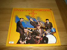 Johnny and the hurricanes-legends of rock.lp german