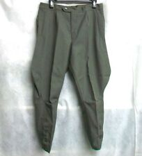 *SALE* STURM EAST GERMAN NVA ARMY WOOL RIDING BREECHES JODHPURS TROUSERS - M 48